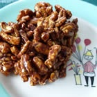 Chocolate Puffed Wheat Squares Recipe - but use Rachelle's recipe (2nd commenter)