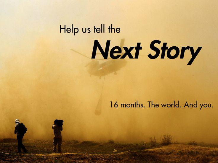 GlobalPost Senior Conflict Correspondent's video poster