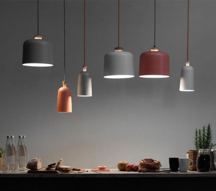 Stockholm Based Note Design Studio Has Created The Fuse Pendant Lamp Collection For E Xt Is Made Of Porcelain And Available In Two Sizes