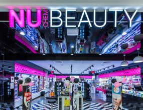 Readyfit have completed the fitout of NUchem Beauty in Indooroopilly, Brisbane QLD.