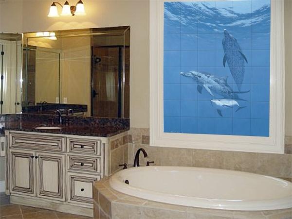 7 best custom ceramic tile bathroom images on Pinterest ...