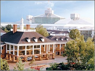Opryland Hotel Nashville Tn Stayed There With One Of Son S Families Then