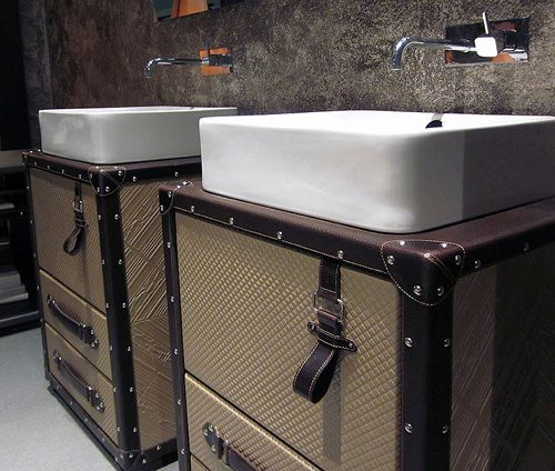 Unusual Bathroom Furniture   Cosmopolitan Style By Collection Alexandra