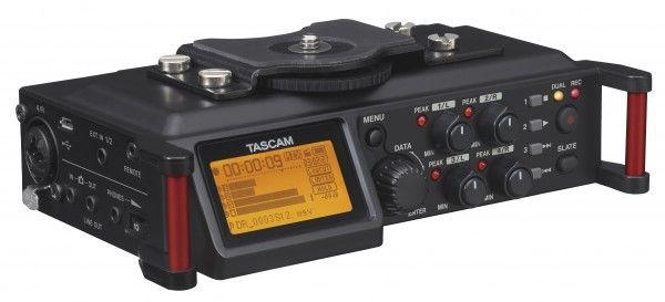 The Tascam DR-70D