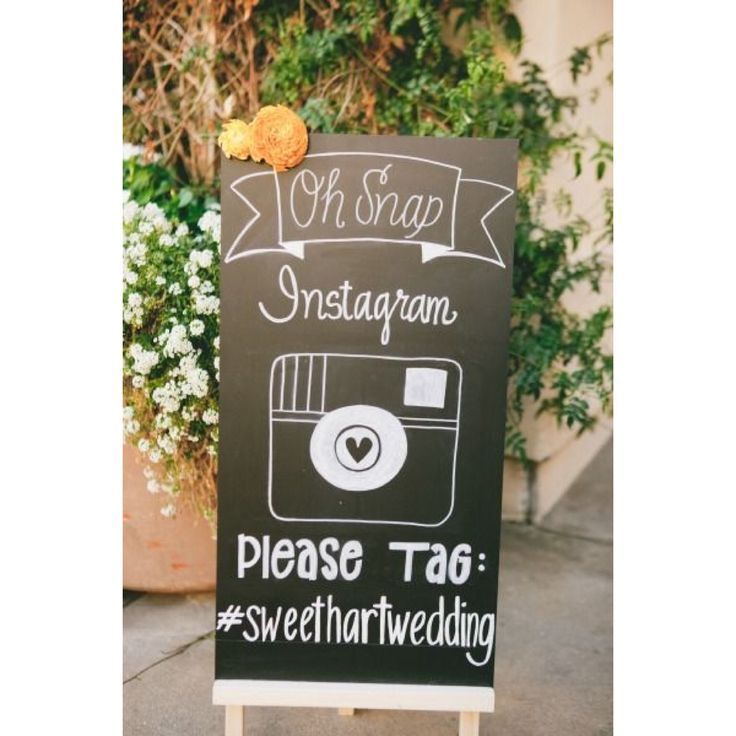 Wedding #Hashtags are a fun new way for your guests to share their pics. Just ask them so use a custom hashtag when posting images to social media. The next day enjoy all the antics you didn't see! #weddings #bridal # fun #weddingday #bride #bridetobe #photobooth #engaged #ring #weddingdecor #planning #weddinginspiration #weddingDIY #weddingdress