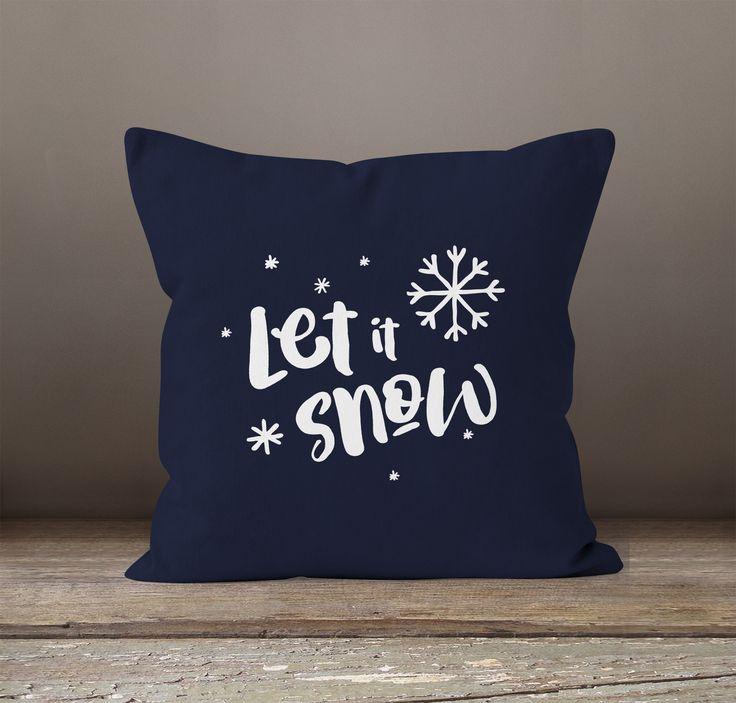 Die besten 25+ Dekokissen weihnachten Ideen auf Pinterest schöne - flanell fleece bettwasche kalten winterzeit