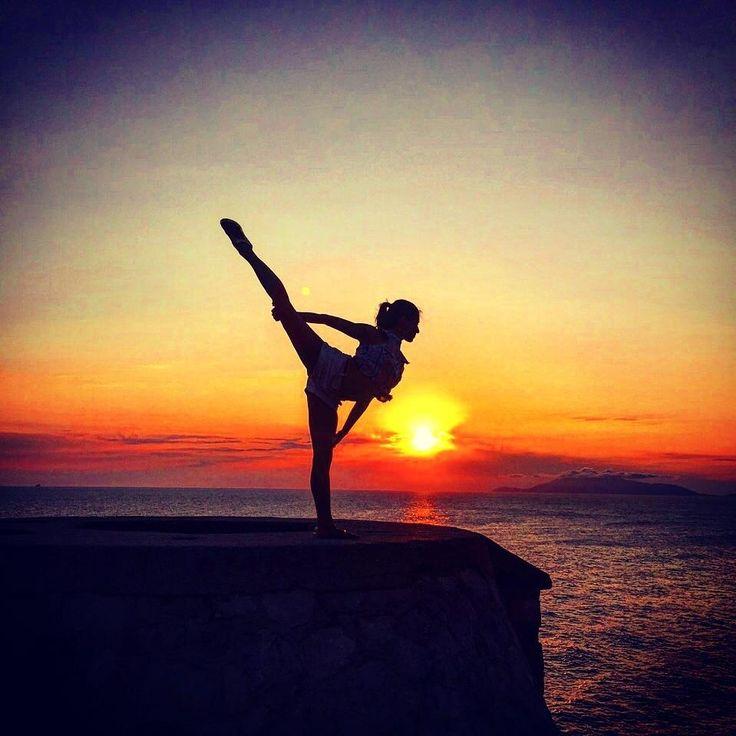 """Sunset in The Magic Island: It was a special Olympic day  """"I tramonti mozzafiato dell'Isola che non si scorda mai.."""""""