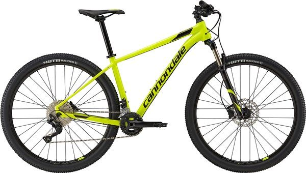 Cannondale Trail 4 2018 27 5 2018 Green Cannondale 29er