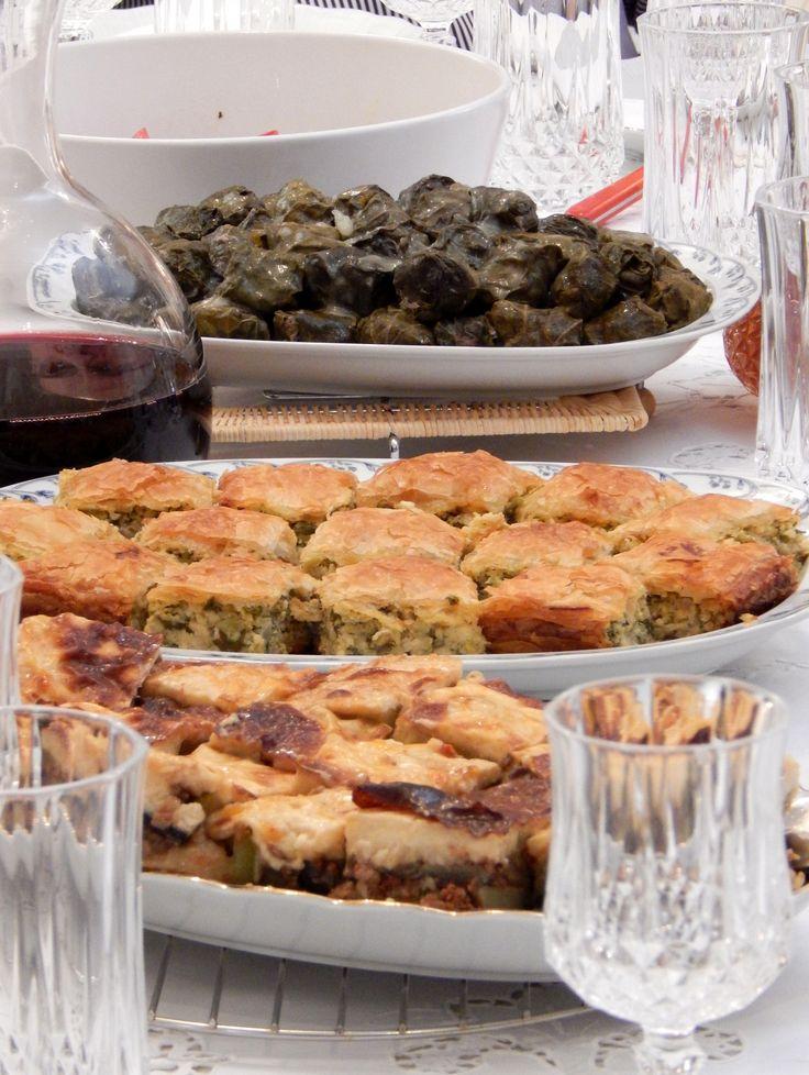 Greek Sunday Lunch