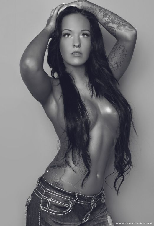 ... Charron   Nude and Tattooed   Pinterest   Sexy, Models and Motivation