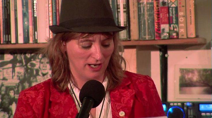 InspiratiePodium #7  Gedicht van Pauline Meijwaard - Inspiratiehuis Arnhem - 22 februari 2012
