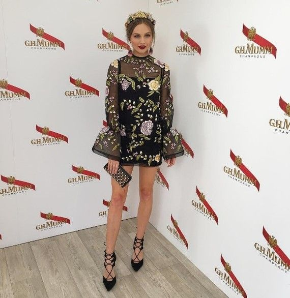 Fashion - Melbourne Spring Racing Review - Sunday Club
