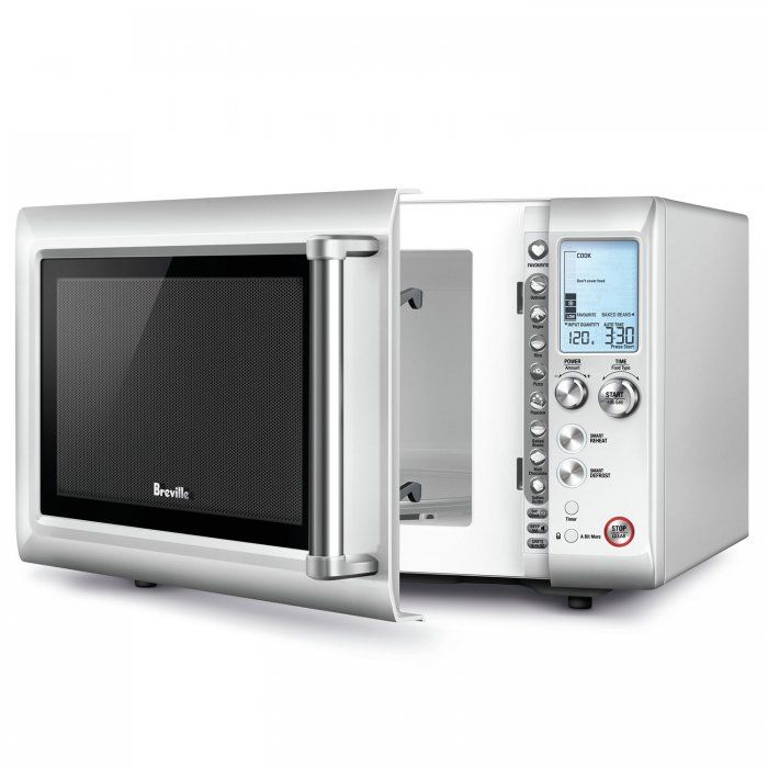 Breville The Quick Touch Compact Bmo625 Microwave Oven