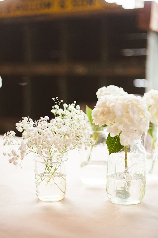41 Best Yom Kippur White Tablescapes Images On Pinterest: simple flower decoration ideas