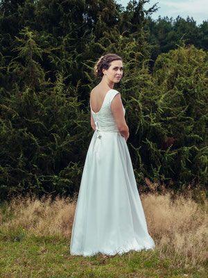 50 besten elementar Brautkleider 2018 - bio, vegan und nachhaltig ...