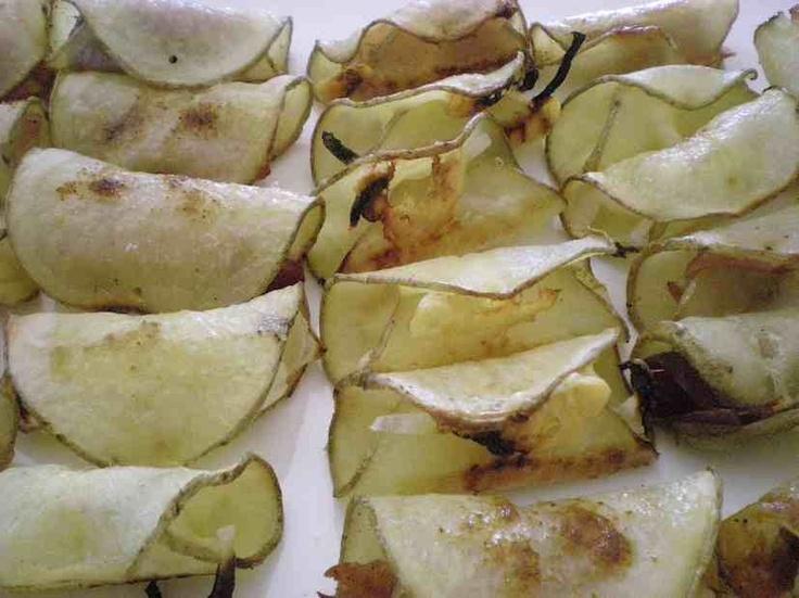 Involtini di patate   ricetta antipasto.