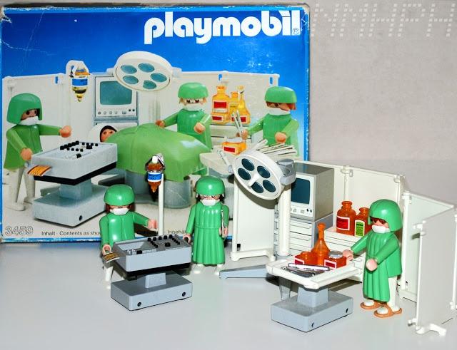 46 best images about nens dels 80 on pinterest paper for Hospital de playmobil