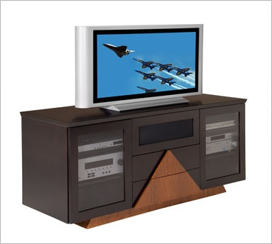 Modern TV Stand With Storage