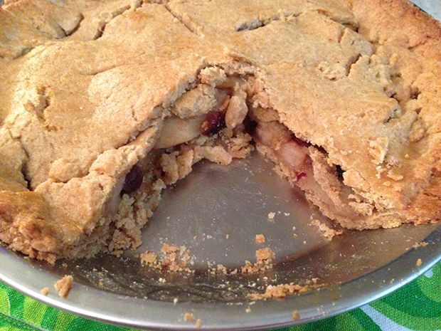 real life test kitchen: jamie oliver's apple pie recipe that never fails