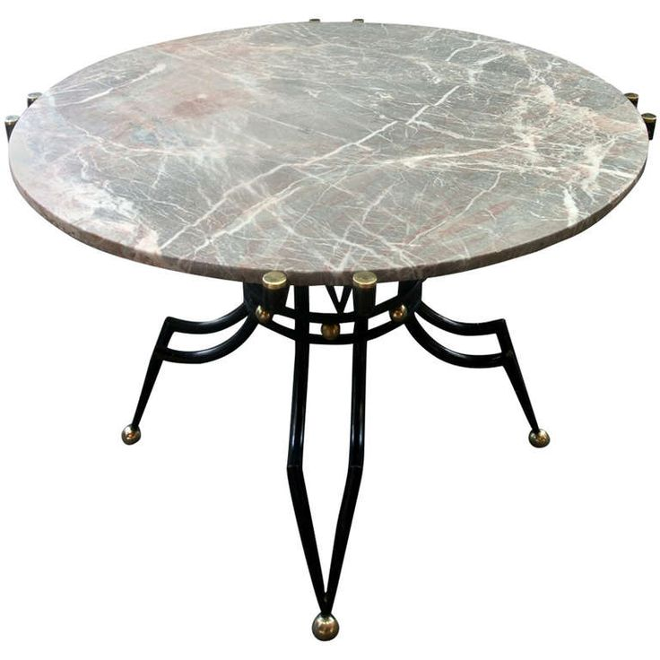 Arturo Pani Dining Table | From a unique collection of antique and modern dining room sets at http://www.1stdibs.com/furniture/tables/dining-room-sets/