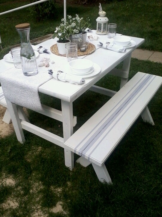 56 Best Picnic Table Ideas And Inspiration Images On