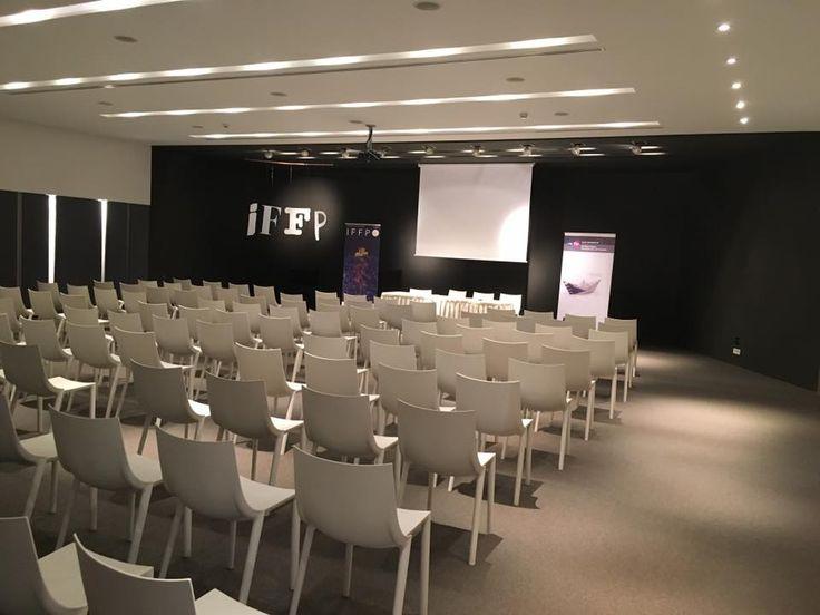 Patmos Aktis Sconference center for the IFFP workshops!