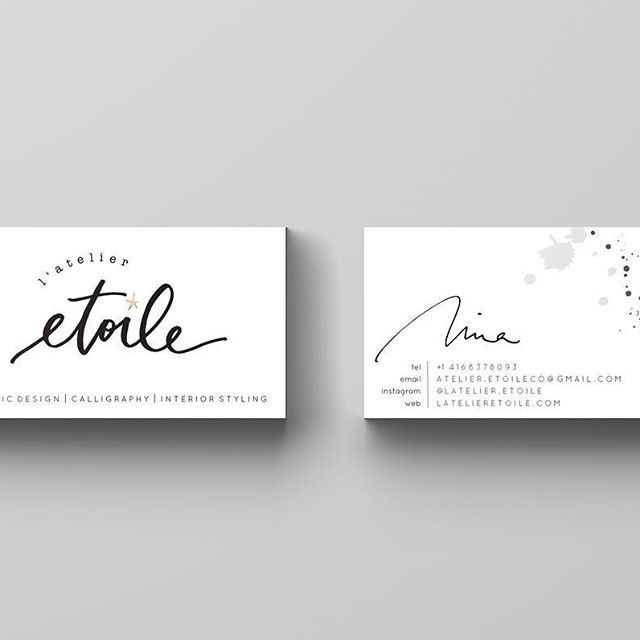 My own identity branding is coming to life, it's easier to design for clients as you have to meet a certain deadline. When I'm my own boss.... well let's just say I wandered off somewhere in the world of social media. Will share more on branding, pricing, Etsy store, and blog very soon! #youreyourownboss #torontocalligrapher