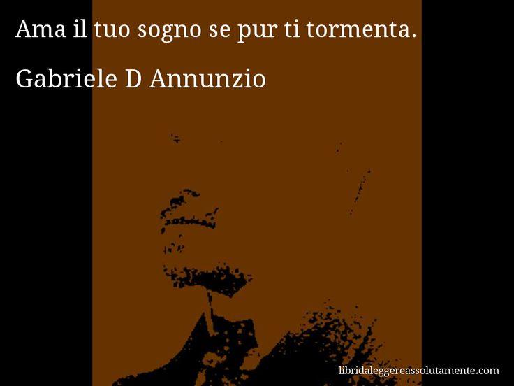 Cartolina con aforisma di Gabriele D Annunzio (23)