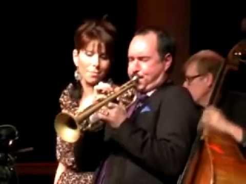 Vivian Buczek & Peter Asplund - Just Friends (Live at the Palladium)