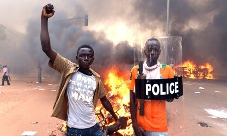 Burkina Faso's revolution 2.0