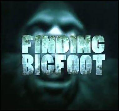 Finding Bigfoot, animal planet
