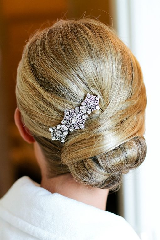 Classic Bridal Updo Hairstyle : 150 best wedding hairstyles ideas images on pinterest