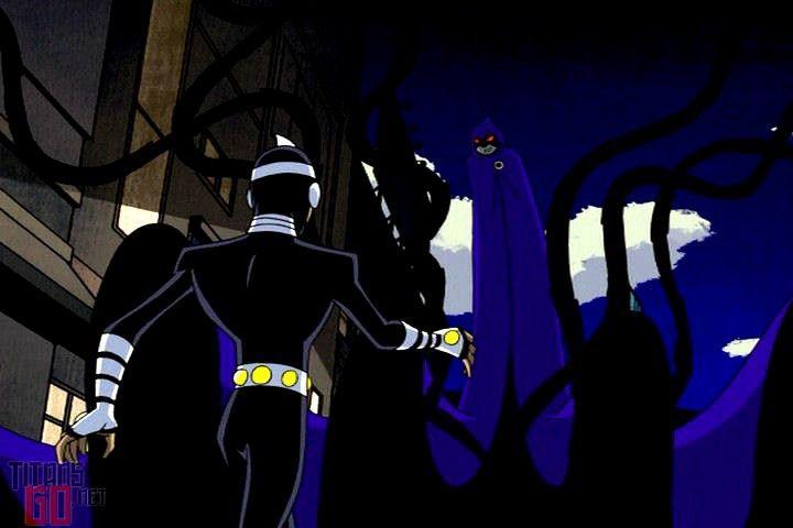 Teen Titans Raven Emotions | Teen Titans, Season 1, Episode 6: Nevermore