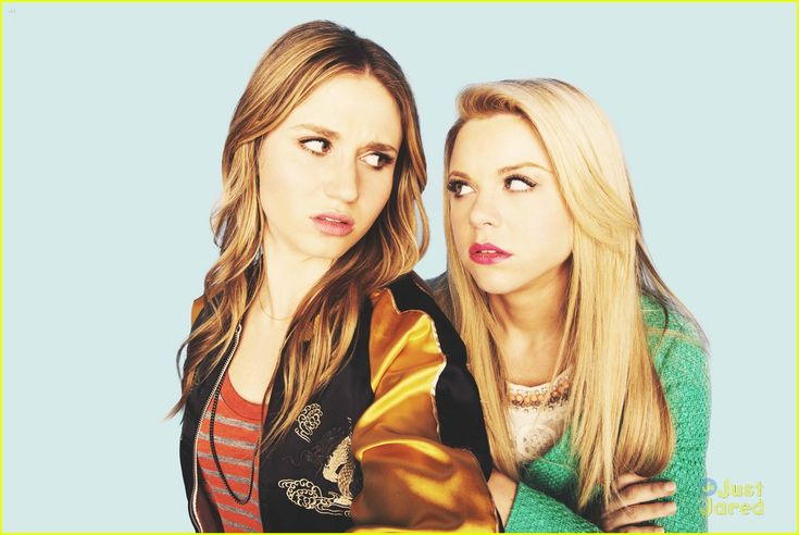 Rita Volk & Gregg Sulkin Deal With Hookup Aftermath in New 'Faking ...