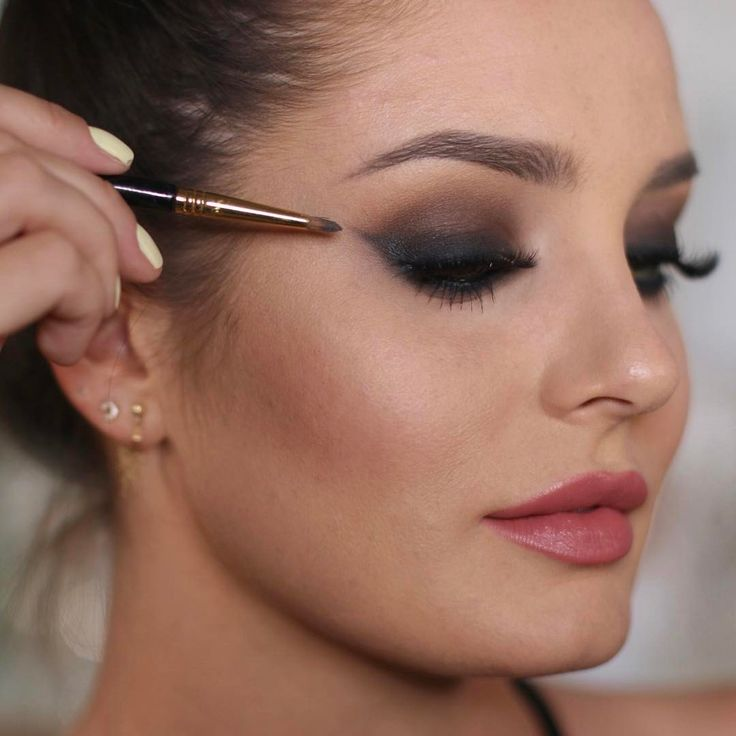 "11.2k Likes, 93 Comments - Chloe Morello (@chloemorello) on Instagram: ""New video on that smokey eye you asked for """