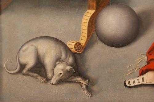 Lucas Cranach, il vecchio, Melancholia