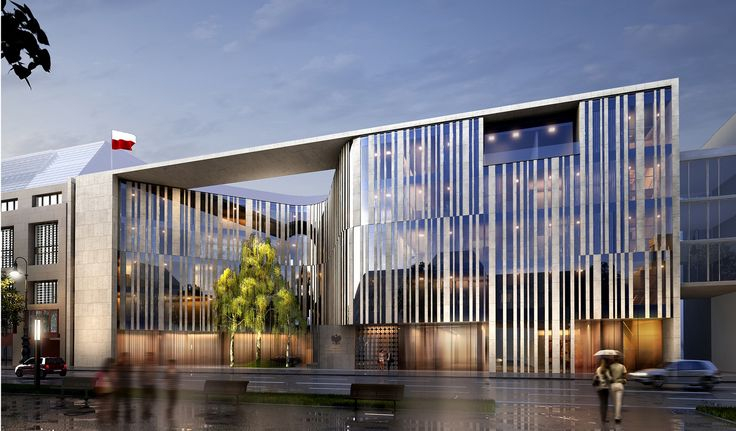 Ingarden & Ewý Architects - Project - Polish Embassy in Berlin   - Image-4
