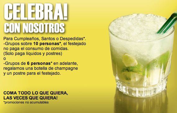 ¡¡Celebra en el Guris!!