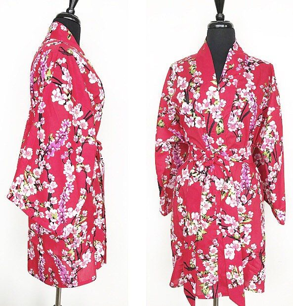 A personal favorite from my Etsy shop https://www.etsy.com/ca/listing/582194206/beautiful-100-cotton-kimono-in-red-with