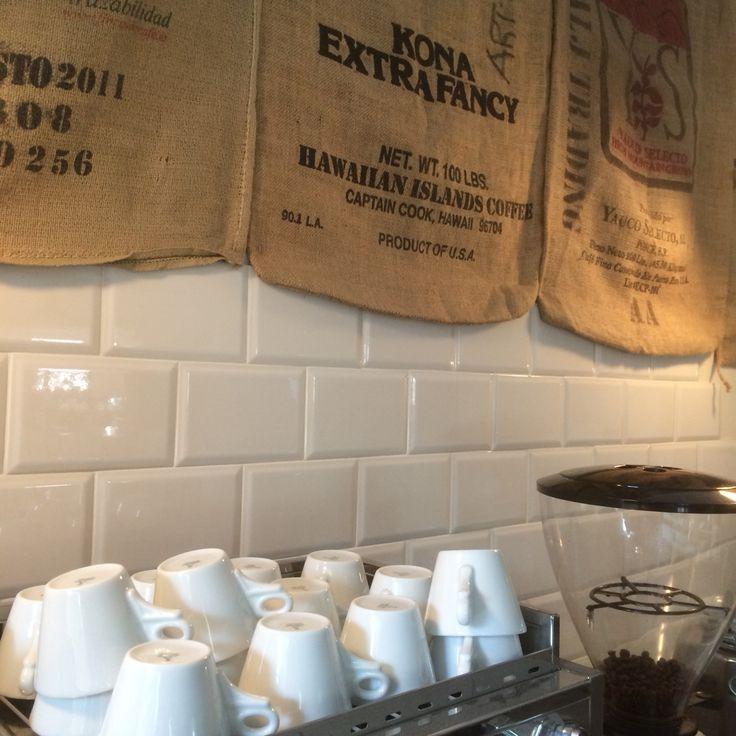 Interiors of a sense laboratory #Ferrara #CaffèPenazzi1926 #Coffee #Espresso #Chemex #Hario #Dripper