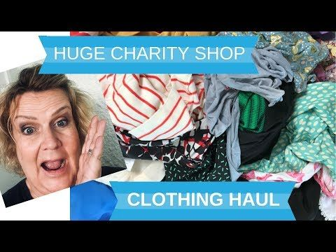 Pin On Charity Shopping