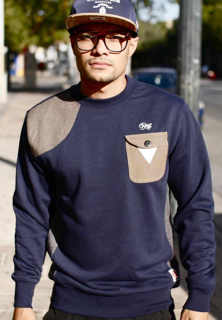 Crooks & Castle Men's Sweatshirt