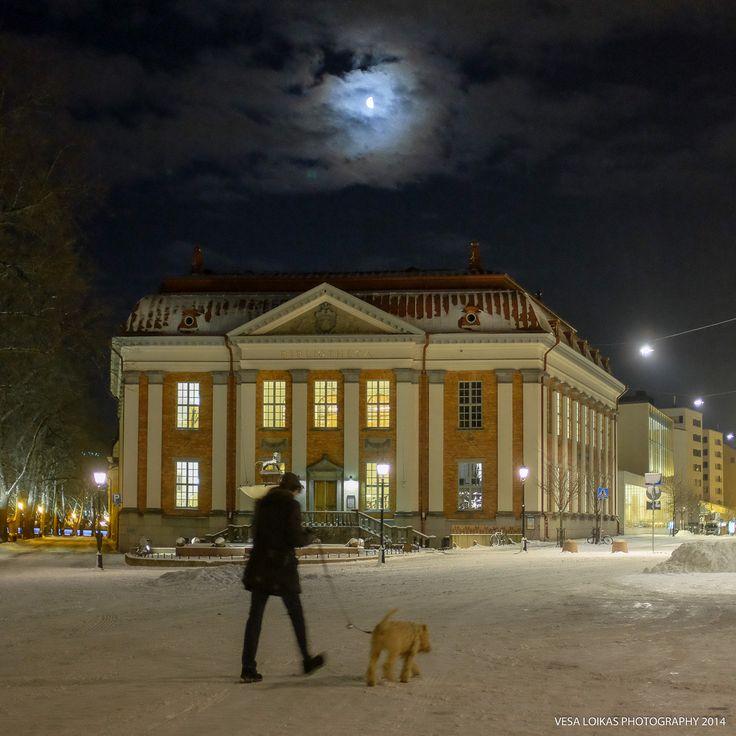Good Morning Turku, Finland! January 12th, 2014