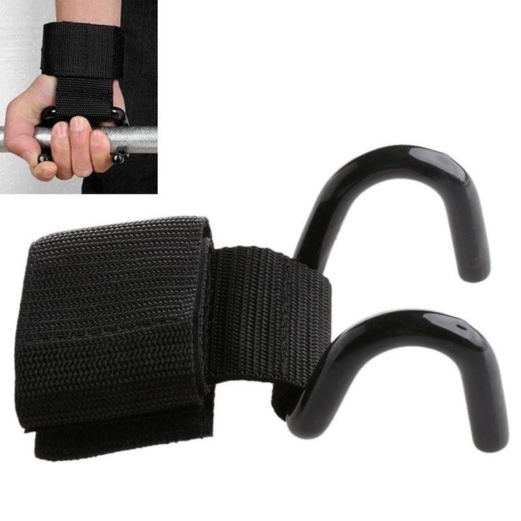 Weight Lifting Support Strap Hook (1pc)