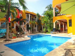 Dream Destinations (Regenwaldreisen): Hotel El Acuario, Playa Del Carmen, Mexiko
