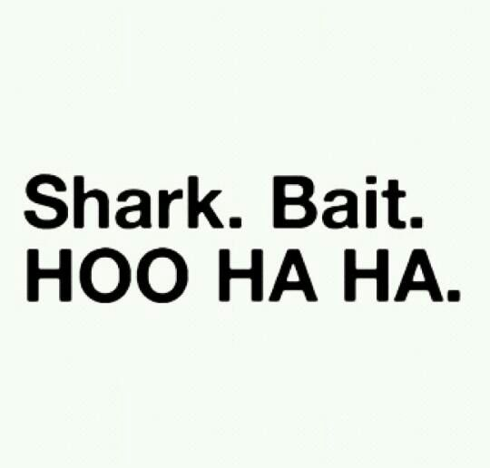 Welcome brother shark bait!
