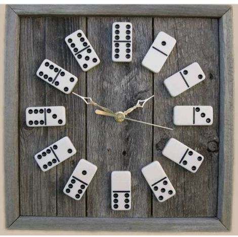 "Turn those old board game dice into a unique and useful decor piece. Perfect for the kids rooms or the ""play"" room."