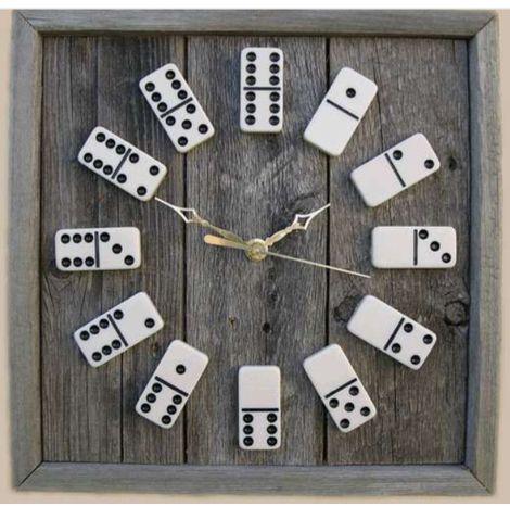 Domino Uhr