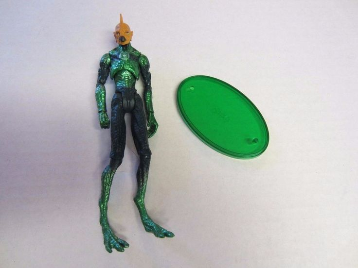 """Tomar Re Action Figure 6 1/2"""" Green Lantern Movie Masters #DCUniverse"""