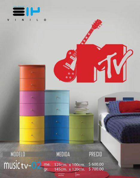 1000 ideas sobre decoraci n de pared musical en pinterest for Vinilos decorativos sobre musica